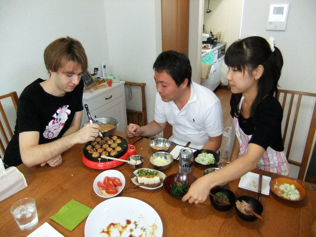 viaggio giappone homestay images