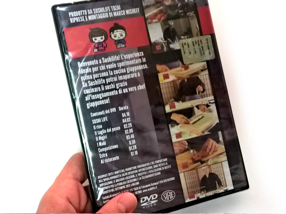 corso sushi tozai dvd images