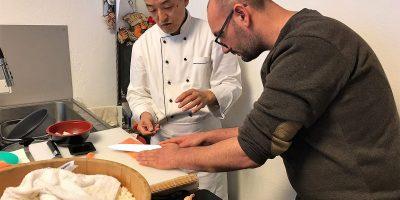 corso sushi milano tozai 3 imeges