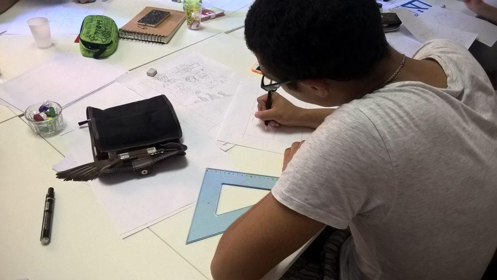 studenti corso manga images