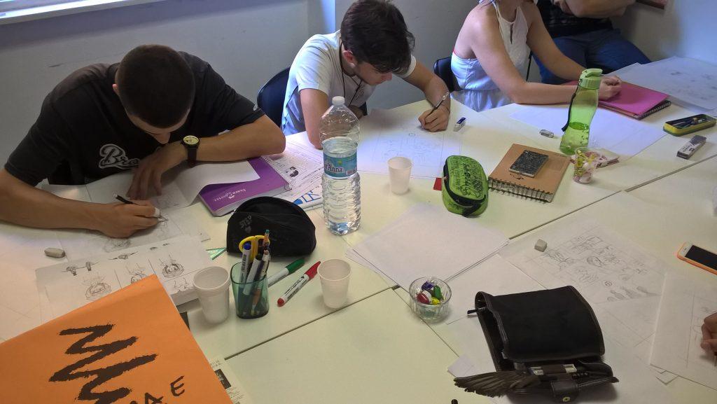 studenti corso manga tozai images