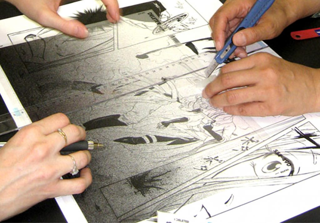 studiare manga giappone images