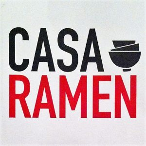 casa ramen logo images