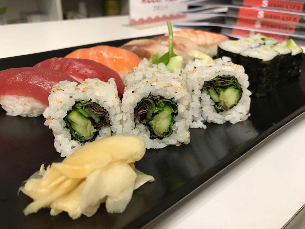 corso sushi milano images
