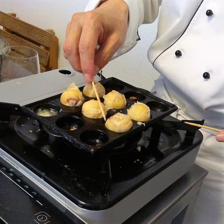 corso okonomiyaki takoyaki images
