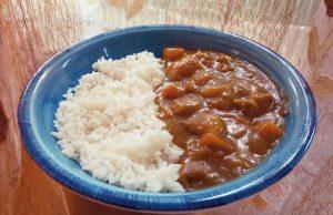 stufato curry completo image
