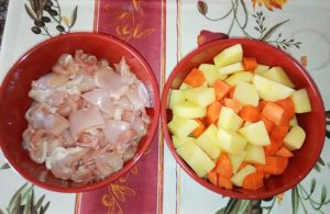 stufato curry topping image