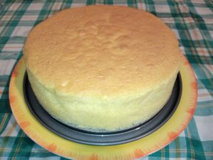 Cotton japanese cheesecake vergine image