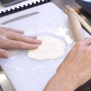 corso gyoza preparazione pasta images
