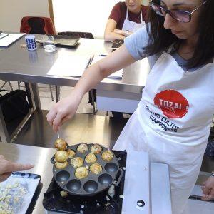 corso takoyaki milano images