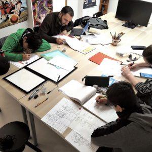 corso manga aula milano images
