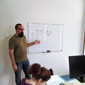 corso manga milano insegnante images