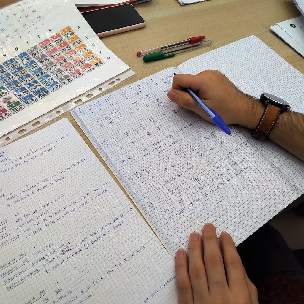 corso scrittura giapponese esercizi images