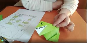 corso origami online dinosauro images