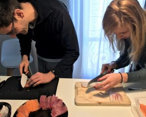 persona chef giapponese corso images