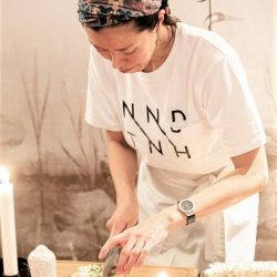 personal chef naho tozai images