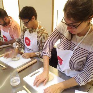 corso ramen preparazione della pasta images